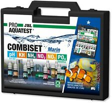 JBL Aquarium Water Test CombiSet Marine Testing Kit Master Combi Set Saltwater