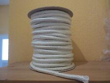 1m Glasfaserdocht 11mm für Schmelzlichter, Fackeln,Spiritue,Ollampen