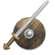 Viking épée et bouclier Set Kids histoire médiévale Livre Semaine Smiffys 34981