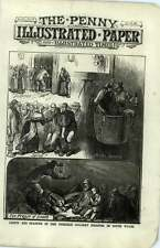 1880 Lights And Shadows Of Terrible Colliery Disaster South Wales