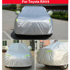 Car Cover Waterproof Sun UV Snow Dust Rain Protection For Toyota RAV4 2019 2020