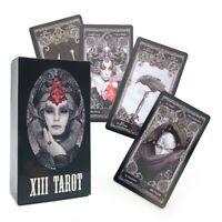 XIII Tarot Deck [78 Cards] 2020 Collection