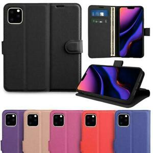 Case For iPhone 12 11 8 7 6 Mini Plus Pro MAX XR SE Leather Flip Wallet Cover