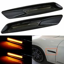 2 X LED Turn Signals Side Marker Lights for BMW E90 E91 E92 E39 E60 E46 E83 E53