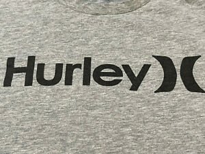 HURLEY Boys Size XL - EXTRA LARGE Short Sleeve T-Shirt COLOR: GRAY