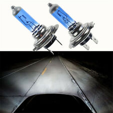 2PCS/Set 100W White H7 Xenon Gas Halogen Headlight Light Lamp Bulbs 12V 6PV ZP