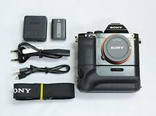 # Sony a7 ILCE-7 24.3MP Full Frame Mirrorless Camera - Body + Sony Battery Grip