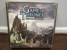 A Game of Thrones: The Board Game (Second Edition) (Fantasy Flight Games) SEALED