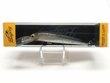 Bagley Bang O BLDD4-BS Fishing Lure New in Box Black Silver Foil Color