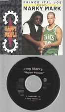 CD--PRINCE ITAL JOE FEAT. MARKY MARK --- HAPPY PEOPLE