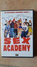 DVD Sex Academy