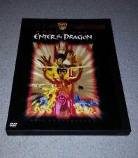 Enter the Dragon DVD 25th Anniversary Special Edition Bruce Lee, John Saxon