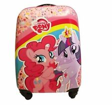 My Little Pony Trolley Wheeled Bag Roxy Kids Bag Children's Girls Hard Suitcase