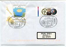 2003 Hoyerswerda Wojerecy Deutschland 50 Jahre Organizer Philatelie SPACE NASA