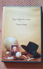 They Might Be Giants: Venue Songs - (2005/DVD & CD/Region 1)