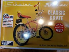 MPC 1/8 Schwinn Sting-Ray Classic Krate Molded in Red MPC 914