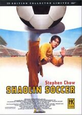 SHAOLIN SOCCER STEPHEN CHOW -  DVD COFFRET COLLECTOR EDITION COLLECTOR LIMITEE