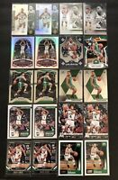 Carsen Edwards 20 Rookie Card Lot Prizm RC Mosaic RC Boston Celtics