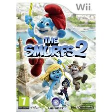 The Smurfs 2 Game Wii Nintendo Wii PAL Brand New