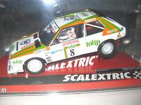 REBAJADO SCX  A10153S300 LANCIA DELTA S4 RALLY SANREMO 1986TOTIP 1/32 New