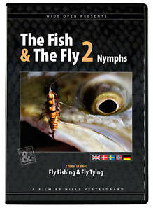 DVD The Fish and the Fly 2 Fliege Fliegenbinden