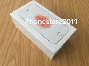 Apple iPhone SE 16GB 4G Unlocked Sim-Free - Rose Gold-  UK Stock