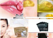 1/3/5/10 Gold Collagen eyemask,Crystal eyemask,Lip Mask and blackhead nose mask