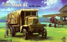 MACK AC BULLDOG TYPE TK3 LATE FUEL TANK 1/72 RPM panzer