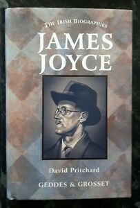 James Joyce by David Pritchard (Hardback, 2007)