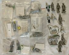 Metal 54mm Miniature Soldier Figure Lot - Kramer +Other Napoleonic +Other