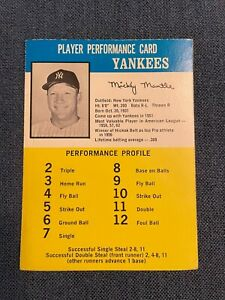 1964 Challenge the Yankees - Mickey Mantle