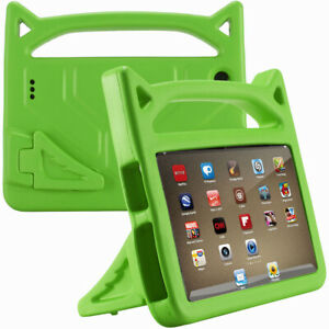 For Amazon Fire HD 10 2017/2019 9th Gen Tablet Kids Cute Handle Stand Case Cover