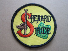 Sherard Stride Walking Hiking Cloth Patch Badge (L3K)
