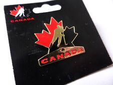 CANADA HOCKEY Official NHL PIN BADGE Canada Toronto Montreal Hockey