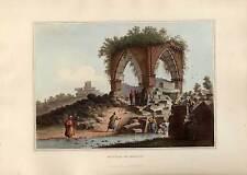 SYRIA-TARTUS-TORTOSA-SYRIEN - R. Bowyer-Luigi Mayer, Aquatinta 1810