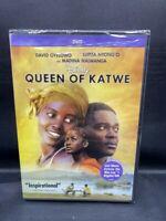 NEW SEALED DVD DISNEY QUEEN OF KATWE