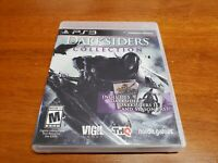Darksiders Collection (Sony PlayStation 3, 2014) PS3 CIB Complete TESTED 2 Discs