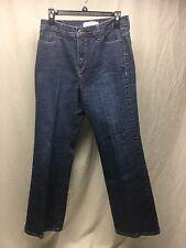 Levi's Woman's Boot Cut 512 Jeans W/ Back Flap Pockets Medium Wash Size 12- EUC