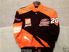 NASCAR TONY STEWART 2002 WINSTON CUP CHAMPION UNIFORM JACKET MED new w/ tags