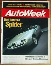 AUTOWEEK 1994 OCT 17 - ZR-1 & COBRA TESTS, FORMULA 5000
