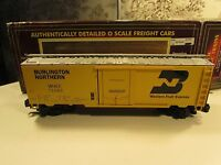 MTH 20-9404L Burlington Northern Refrigerator Car