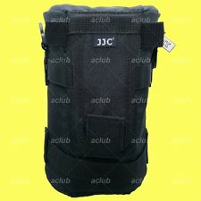 JJC Water Resistant Deluxe Lens Pouch Case 113x215mm - Camera Lens Below 215mm