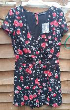 Atmosphere V Neck Floral Jumpsuits & Playsuits for Women