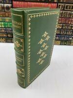 Franklin Library 100 Greatest ~ Tristram Shandy ~ Laurence Sterne