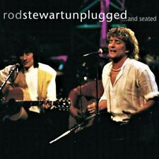 ROD STEWART - UNPLUGGED AND SEATED  (NEW CD)