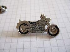 MOTO HARLEY DAVIDSON FAT BOY MOTORCYCLE VINTAGE LAPEL PIN BADGE us5
