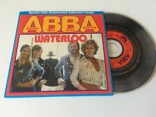 Abba 1trk CARD SLEEVE PROMO CD Waterloo
