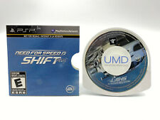 Need for Speed: Shift (Sony PSP) *COMPLETE IN SLEEVE - NFR - TESTED - EXCELLENT*