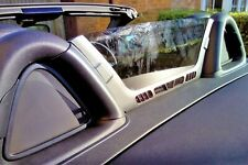 Mercedes Benz  SLK R171 2004-2011 OEM wind deflector replacement screen tinted