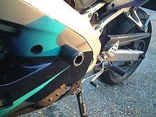 R&G RACING Crash Protector - Kawasaki ZX9R C1/C2/E1/E2 *BLACK*